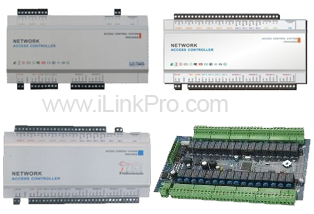 Web Based Access Controllers