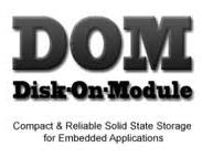 Disk On Memory (DOM) & Hard Drives