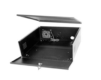 PC / DVR / VCR Cases & Lock Box
