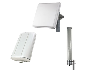 Wireless Bridges/APs & Antennas