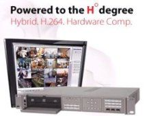AVerMedia Hybrid 8 Port Embedded Linux Supports Analog & IP Cameras