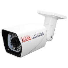HD 1080P Sony Starvis White Bullet CCTV Security Coax Camera AHD +TVI+CVI+ / 2000 + TVL Analog Infrared Indoor/Outdoor Color D/N