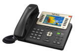 Enterprise IP Phone with 6 Lines