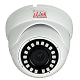 HD 4K 8MP White Dome CCTV Security Coax Camera AHD +TVI+CVI+CVBS / 2000 + TVL Analog Infrared Indoor/Outdoor Color D/N