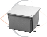 CCTV 4x4x2 Mounting Junction Box