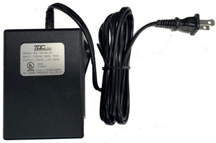 Class 2 Power Supply Transformer 24V AC 2.5Amp