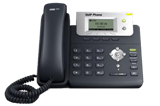 Entry-Level IP phone with 2 lines & HD Voice