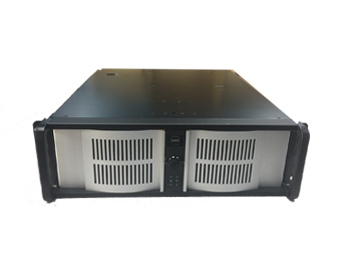3U Compact Stylish Rackmount Chassis w/ 400w Power Supply