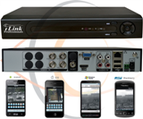 4 Ports Tribrid HD 1080p H.264 Real-Time Network Analog/IP Standalone