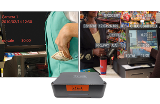 IP Text Interface for Two POS Cash Registers & ATMs and Overlay Text on NVR/IP Camera Video