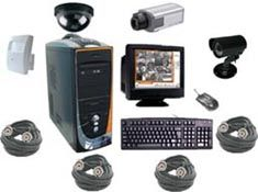 Complete PC Based Network DVR Kits